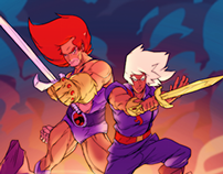 Thundercats of Dark Water
