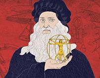 Io, Leonardo da Vinci