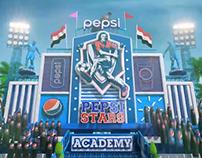 Pepsi Stars TVC