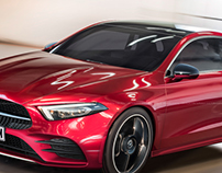 2019 Mercedes-Benz A-Class Coupe