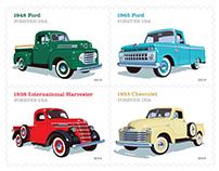 USPS Stamp Series