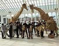 VIP Puppets Zoo (Noah's Ark)
