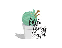 Little Things Blogged (Logo Design)