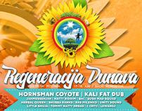 Flyer Design, Festivals Branding, etc..