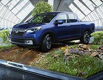 Roof / Honda - Ridgeline