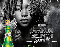 Tuborg Event Posters