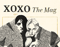 XOXO The Mag , Cover ( 2014 )