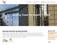 Wenger Feeds, LLC Web Site