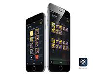 Destiny Companion App Concept