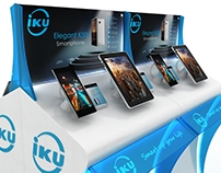 IKU Display Stand