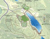 Концепция по развитию территории под базу отдыха