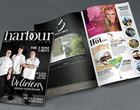 Newcastle Harbour Newsletter Redesign