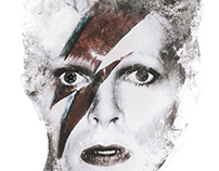 Ode to David Bowie 2016 - Black Star