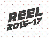 Reel 2015-17 // Motion Graphics