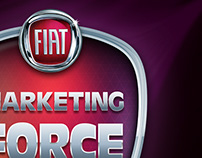 Logo Marketing Force Fiat