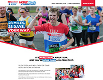 Teenage Cancer Trust More Than a Marathon Virtual Event