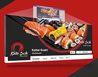 Kaitei Sushi - Visual Media Identity