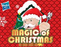 HASBRO, Magic of Christmas 2015