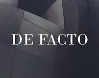 De Facto Magazine