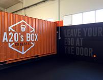 A20's BOX - CROSSFIT