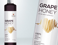 GRAPE HONEY - new product in the range of Tikveš Winery