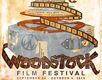 Woodstock Film Festival Poster