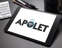 APOLET Logo Tasarımı