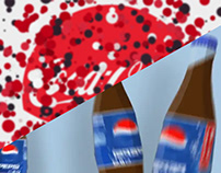 Coca-Cola & Pepsi Animation