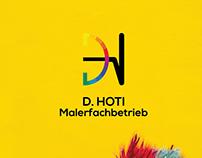 Malerfachbetrieb D. Hoti