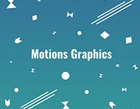 Portafolio Motions Graphics.