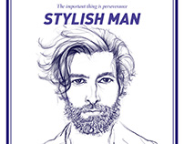Draw-Shylish man