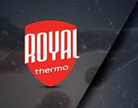 Site for RoyalThermo Company