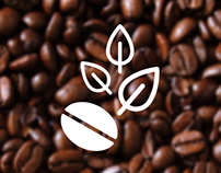 Brand Identity: Beanstalk & Leaves