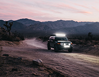 .FJ Adventures, Joshua Tree