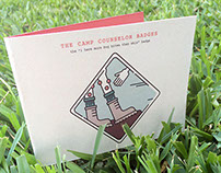 The Camp Counselor Badges
