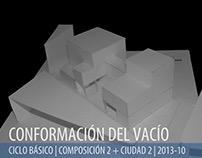 2013.10_Composición 2 + Ciudad 2_Conformación del Vacío