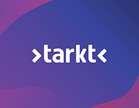 Tarkt | logotipo e id visual