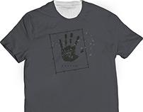 Marillion F***ED T-Shirt artwork.