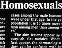 Homosexual Disease