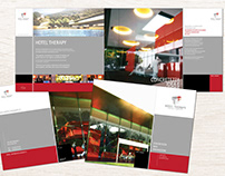 Hotel Therapy Project Services Corporate Brochure 2016
