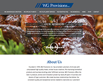 WG Provisions Website