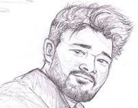 Portrait - Gabriel Rufián