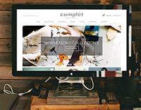Complete Website