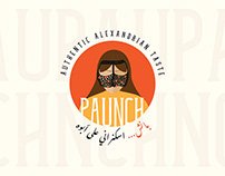 Paunch Restaurant- Logo Design