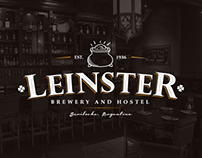 "Leinster ""Brewery n' Hostel"""