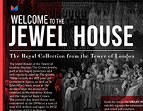 The Jewel House: Exhibit Signage