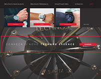 Technos - Home Site