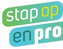 Vormgeving campagne Stap-op-en-probeer