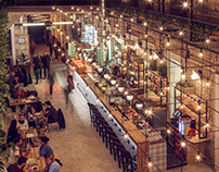 Studio Arkitekter // MAZEL-TOV Restaurant