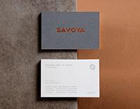 Savoya | Branding